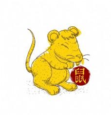 老鼠写实风